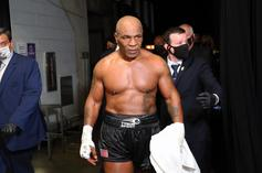Mike Tyson Reveals If Jake Paul Can Beat Floyd Mayweather