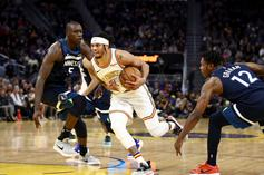 Warriors' Damion Lee Says He Got COVID-19 Despite Being Fully Vaccinated
