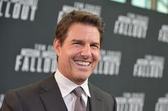 """Tom Cruise Performs """"Most Dangerous"""" Stunt Yet In """"Mission: Impossible 7"""""""