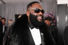Rick Ross' Georgia Estate Surrounded By Cops Following Police Chase
