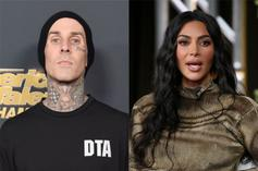 Travis Barker's Ex-Wife Claims Marriage Ended After He Had An Affair With Kim Kardashian