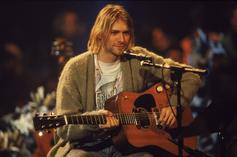 Kurt Cobain's Hair Sells For $14K At Auction: Report