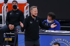 Steve Kerr Reacts To Warriors' Crushing Play-In Loss