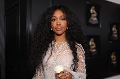 """SZA Laments That She """"Hates [Her] Label, So Much"""""""