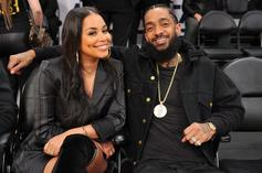"""Lauren London Rebuilds After Nipsey's Death: """"Lost The Love Of My Life"""""""