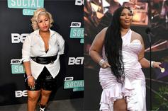 """Akbar V Defends Lizzo From Trolls: """"Don't Let Nobody Drive You Into Depression"""""""