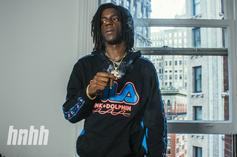 OMB Peezy Says There's No Smoke With Roddy Ricch Or 42 Dugg After Arrest