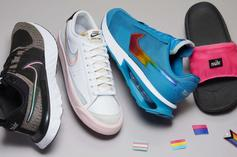 """Nike Celebrates Pride Month With 4-Piece """"Be True"""" Collection: Photos"""