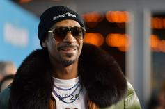 Snoop Dogg Looks Great On His First Day As A Def Jam Executive