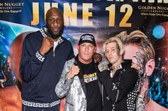 Lamar Odom TKOs Aaron Carter In Boxing Match & Fans Hilariously React