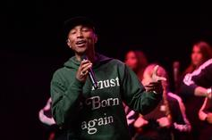 Pharrell Partners With Chanel For Initiative For Black & Latinx Entrepreneurs