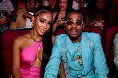 """Saweetie's """"Icy"""" Bentley She Received From Quavo Is On Sale In San Diego: Report"""