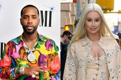 Safaree Samuels Gives Iggy Azalea Parenting Advice After Haters Bully Her Son