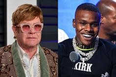 Elton John Hits DaBaby With Facts On HIV After Rolling Loud Comments