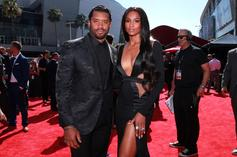 Ciara & Russell Wilson Have Family Photo Spree At NFL Training Camp