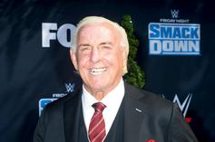 Ric Flair Shares Statement About WWE Release