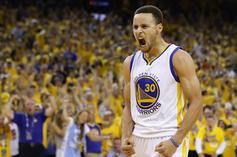 Steph Curry Becomes 1st Player In NBA History To Sign Multiple $200 Million Deals