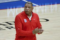 Doc Rivers Likens Ben Simmons Situation To Donald Trump