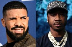 """Twitter Reacts To Drake & Benny The Butcher """"Buffalo Freestyle"""" Leak"""