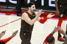 Enes Kanter Rips Unvaccinated NBA Players