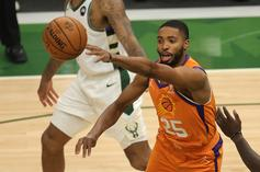 Mikal Bridges Signs Monster Deal With The Suns