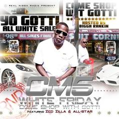 Yo Gotti - CM5 (White Friday) (Hosted By Bigga Rankin)