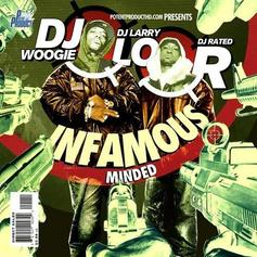 Mobb Deep - Infamous Minded (Free P) (Mixtape) Feat. Various Artists