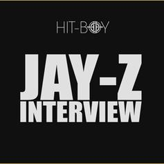 Hit-Boy - Jay-Z Interview  (Prod. By Bink!)