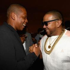 Timbaland - Bounce (Demo) Feat. Jay-Z