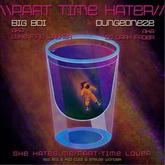Big Boi - Part Time Hater (Mash-Up) Feat. Kid Cudi & Stevie Wonder