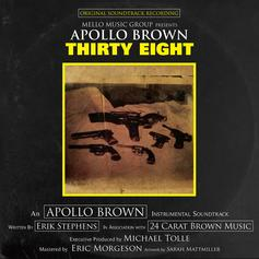Apollo Brown - Lonely & Cold Feat. Roc Marciano