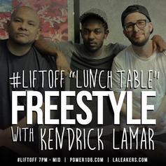 Kendrick Lamar - Lunch Table (L.A. Leakers Freestyle)