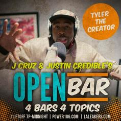 Tyler, The Creator - Open Bar (Freestyle)
