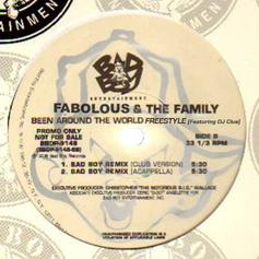 Fabolous - Been Around The World Remix (Freestyle)