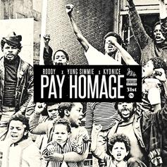 Young Roddy - Pay Homage Feat. Yung Simmie & Kydnice
