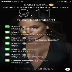 Sanaa Lathan - Emotional Feat. DeJ Loaf (Prod. By Detail)