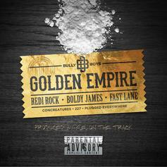 Boldy James - Golden Empire Feat. Redi Rock & Fast Lane (Prod. By KE on the Track)