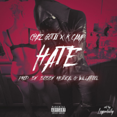 Chaz Gotti - Hate Feat. K Camp (Prod. By Bobby Kritical & Will-A-Fool)