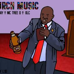 Kallay - Church Music Feat. GLC & MC Tree