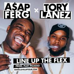 Tory Lanez & A$AP Ferg - Line Up The Flex (Prod. By Play Picasso)
