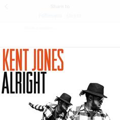 Kent Jones - Alright