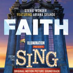 Stevie Wonder - Faith Feat. Ariana Grande