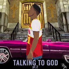 Deante' Hitchcock - Talking To God Pt. 2 (Prod. By Brandon Phillips Taylor)