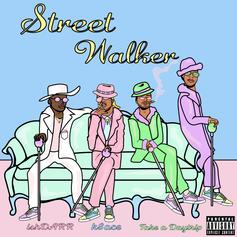 IshDARR, K$ace & Take A Daytrip - Street Walker