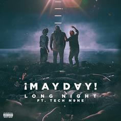 """¡Mayday! & Tech N9ne Party With Rick Ross On """"Long Night"""""""