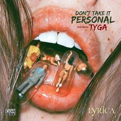 "Tyga Assists Lyrica Anderson On Her Remix To ""Don't Take It Personal"""