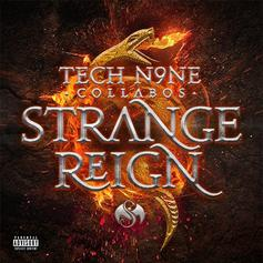 "Tech N9ne Drops Murderous Flow On Krizz Kaliko Collab ""Stick It In"""