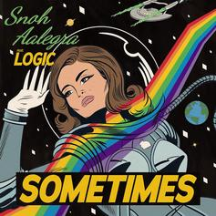 """Snoh Aalegra & Logic Join Forces For """"Sometimes"""""""
