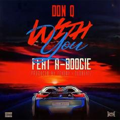 "Don Q & A Boogie Wit Da Hoodie Link Up For New Track ""With You"""