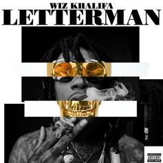 "Wiz Khalifa Delivers His Latest Single ""Letterman"""